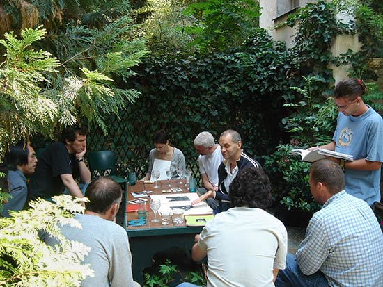 Vita Paris Workshop image 1